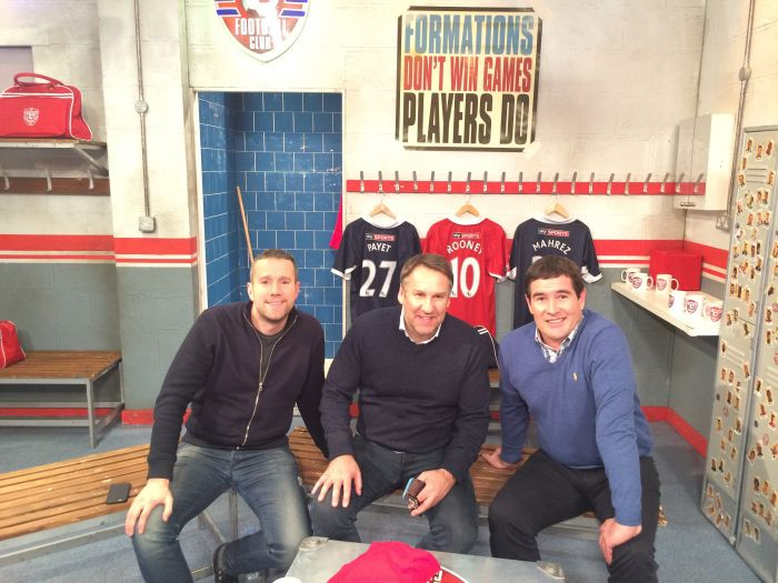 Nigel Clough is our latest Guest on Fantasy Football Club Show