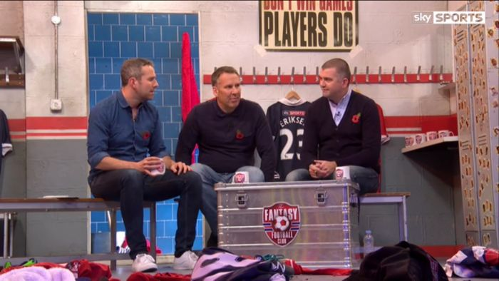 Dominic Matteo picks his #One2Eleven for Skys Sports Fantasy Football Show