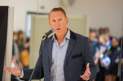 Ray Parlour Opens New Sports facility