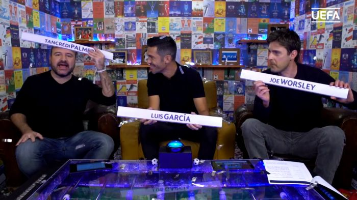 Luis Garcia joins UEFA Champions League Fantasy Football Show