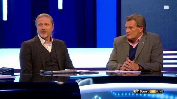 Emmanuel Petit joins BT Sport for Champions League punditry