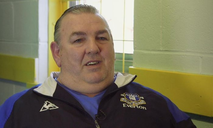 The 'Guardian Meets' Everton and Wales Legend Neville Southall MBE