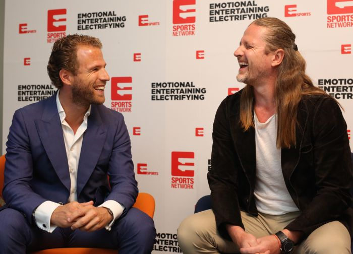 Emmanuel Petit Launches new TV Channel in Singapore