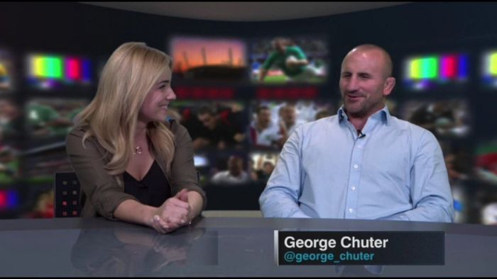 George Chuter joins ESPN for Rugby World Cup  punditry