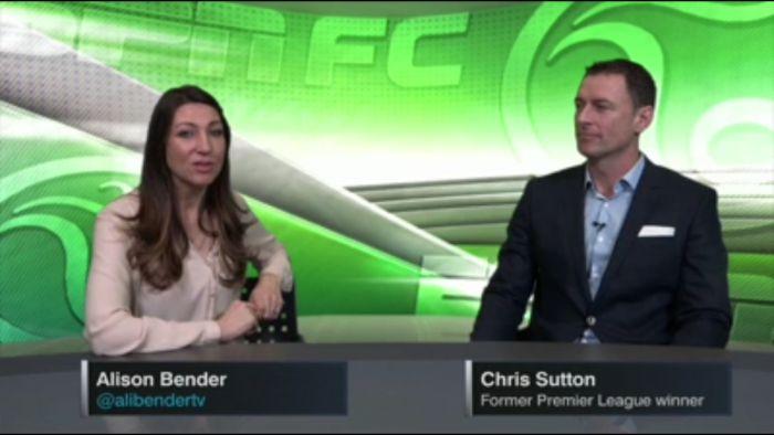 Chris Sutton joins ESPN.co.uk for Transfer Deadline Day