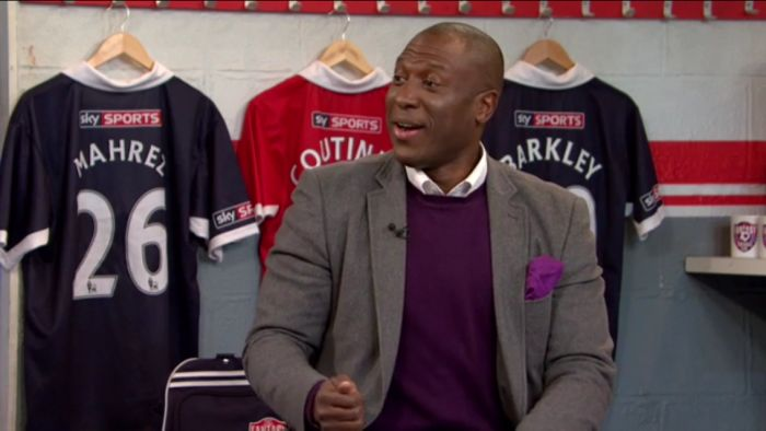 Kevin Campbell joins Merse and Max on Sky Sports Fantasy Football Club Show