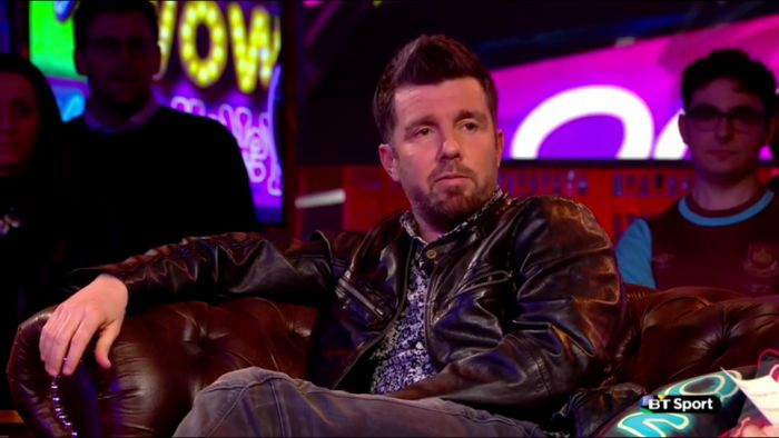 Muzzy Izzet joins BT Sport for Football Tonight show